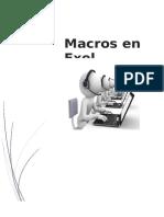 Macro en Exel
