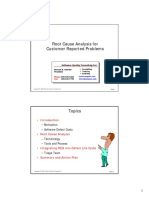 Root Cause Analysis for Customer Reported Problems.pdf