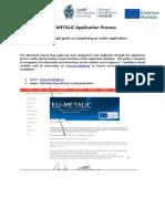 EU-METALIC Application Guide