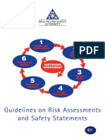 Guidelines on Risk Assessments and Safety Statements