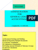 GL- Accounting Config