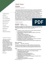 Primary Resume