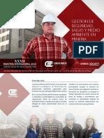 M3 Gestion de Seguridad Salud y Medio Ambiente en Mineria
