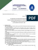 Admission Methodology EU Citizen 2015