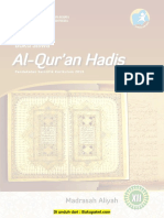 Buku Al-Qur'an Hadis Kelas 12 (1)