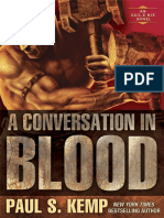 A Conversation in Blood - 50 Page Friday