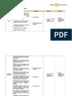 Planificação AEC 1ºAno