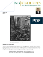 Planning Resources Q2 2010 Investment Newsletter