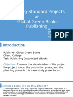 Global green books defining standards