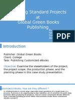 Global green books defining standards