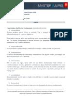 CAM Direito Constitucional Objetivo 04