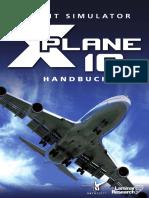X-Plane 10 Manual De