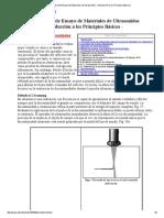 No Destructiva de Ensayo de Materiales de Ultrasonidos - Introducción a Los Principios Básicos2