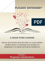 Programa Interlocutores - Instituto Mauá de Tecnologia