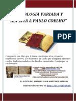 Antología Variada y Réplica a Paulo Coelho 30pags