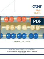 math-sample-items-level-a.pdf
