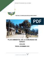 PLANIFICACION AMBIENTAL COMUNIDAD UMACA 2016-2018.docx
