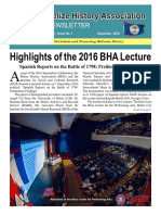 BHA Newsletter December 2016