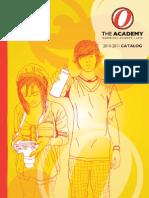 OAA Catalog 2010-2011
