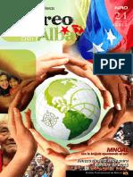 "Revista ""Correo del Alba"" No. 21 – Agosto, 2012"