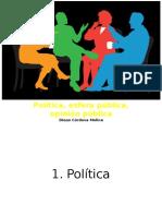 Esfera pública (clase 3)