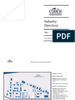 Industry Directory 2013