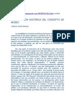 1.3Garcia F.la Formacion Historica Del Concepto de Museo
