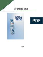 Nokia 3200 UG En