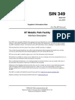 BT Sin 349