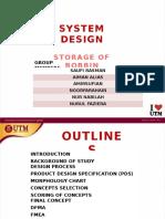 System Design Presentation