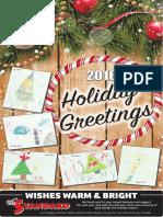 Christmas Greeting Section
