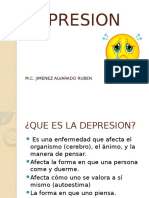 Charla Depresion