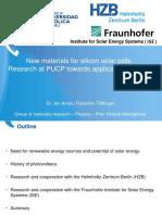 Energia Solar Aplicacion Al Peru