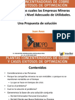 10. Juan Anes Porque Empresas Mineras No Alcanzan Nivel Adecuado de Utilidades y La Solución