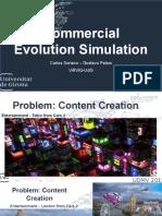 Presentation UDMV procedural commerce