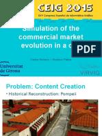 Presentation CEIG'15 Commerce