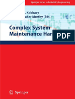 Maintenance Book Ch22 on CBM