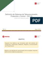 HZ0011401-SE0D3-ID14002 - Definición de Los Sistemas de Protección, Control y Comunicación