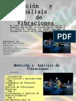 Medición y Analisis de vibraciones