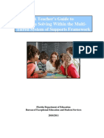 teachers guide to problem solving within the mtss framework
