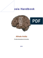Aphasia Handbook (Ardila, 2014)