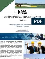 Brochure Corporativo a&A
