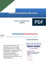 Inducción Intervención Breve Octubre 2014 GENCHI