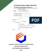 Cover laporan Filtrasi