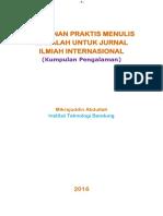 TUNTUNAN PRAKTIS MENULIS MAKALAH- 16 desember 2016.pdf