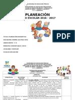 PLANEACION DIAGNOSTICA