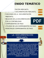 documentacion mercantil