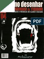 Curso Basico de Desenho 04 Sombras e Terror