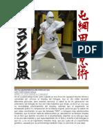 El Koga Ryu Ninjutsu
