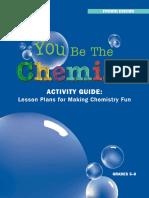 Ub the Chemist
